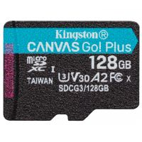 Kingston (SDCG3/128GBSP), 128GB, microSDXC (Class 10)