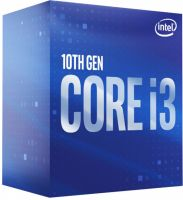 Intel Core i3-10100 (BX8070110100), s1200, BOX