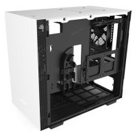 NZXT H210 White/Black Chassis (CA-H210B-W1)