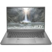 "MSI Prestige 15 (PS15A11SCX-291UA), 15.6"" IPS (1920х1080) Full HD, Silver"