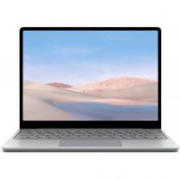 "Microsoft Surface Laptop GO (THJ-00046), 12.5"" (1536x1024), Silver"