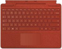 Microsoft Surface Pro X Signature Pen Bundle (25O-00027), Poppy Red