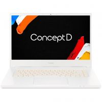 "Acer ConceptD 3 CN315-72G (NX.C5YEU.008), 15.6"" IPS (1920х1080) Full HD, White"
