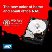 WD Red (WD10EFRX), 1Tb, 64Mb, SATA III, 3.5""