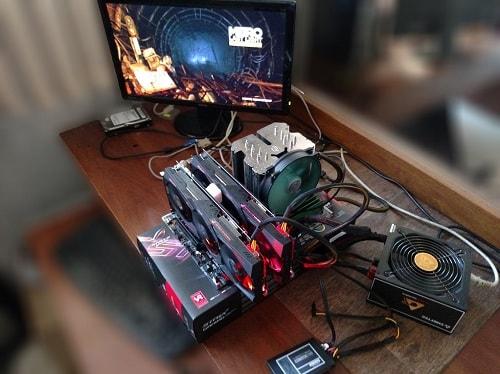 InTeam CrossFire Radeon RX480