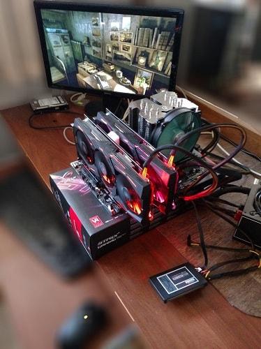 Наш опен-сенд с Radeon RX480