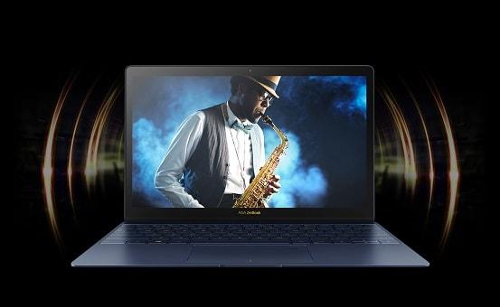 Аудиосистема ASUS ZenBook 3