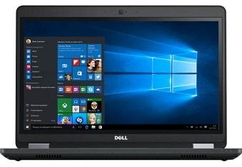 Ноутбук для бизнеса DELL Latitude