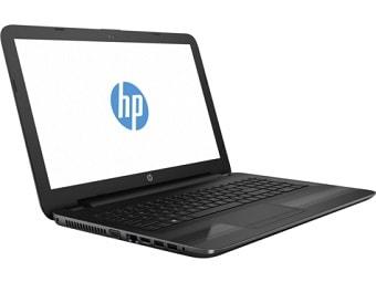 Бюджетный ноутбук для офиса HP