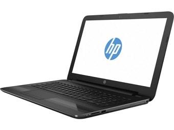 Недорогой ноутбук для офиса HP