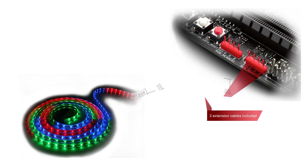 Asus Aura LED