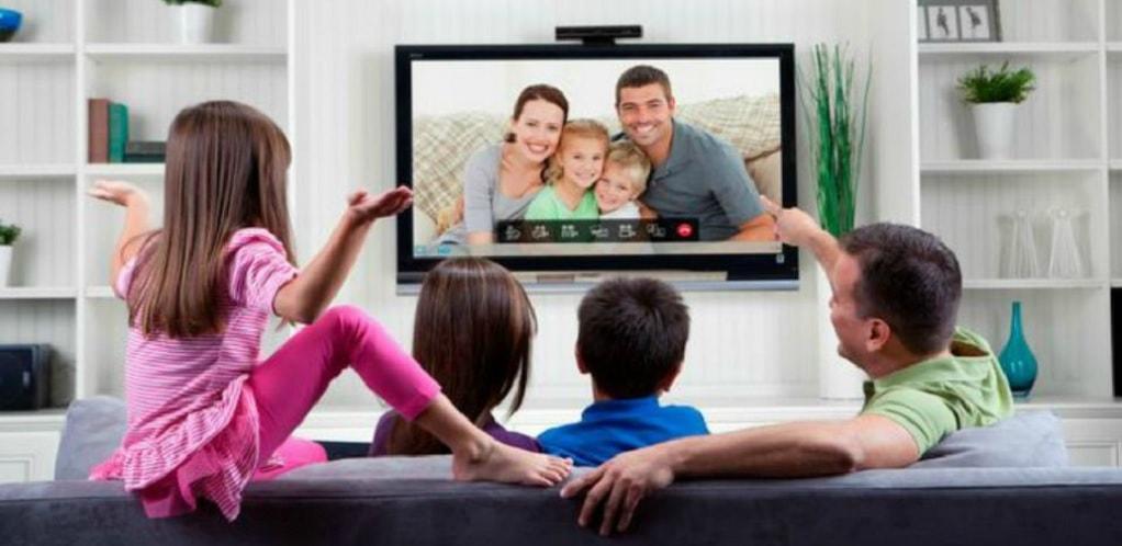 Отдых за телевизором