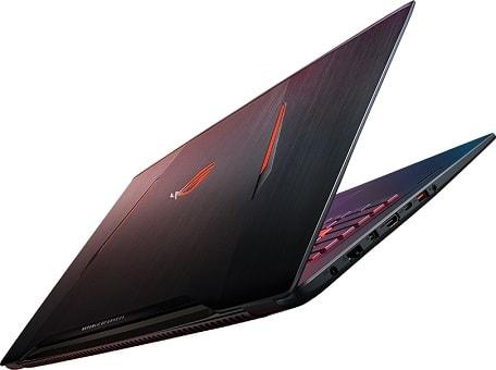 Игровой ноутбук ASUS STRIX