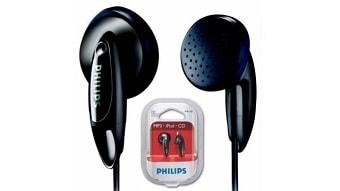 Бюджетные наушники Philips